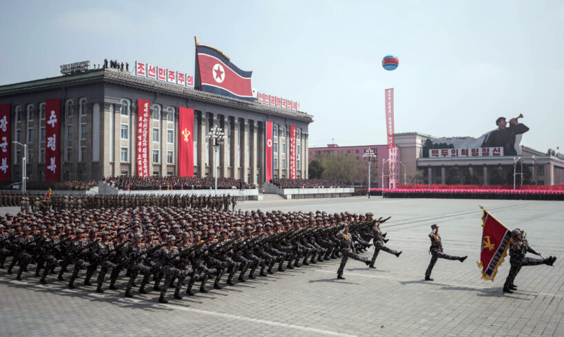 North Korea May Soon Stage First Military Parade Under Biden
