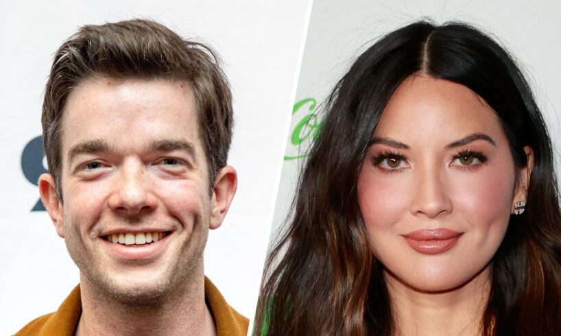 Olivia Munn Is Pregnant, Expecting First Baby With John Mulaney, Comedian Says