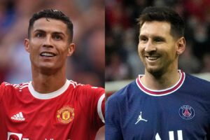 'The greatest football player that has ever lived' - Gary Neville gives verdict in Ronaldo vs Messi debate