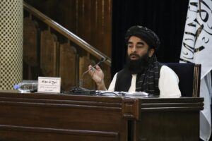 Taliban Take Control of Last Holdout Province